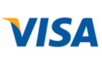 Lakewood Ranch dentist payment visa logo